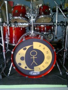 MMA bass drum pic