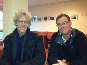 Stewart Copeland and me