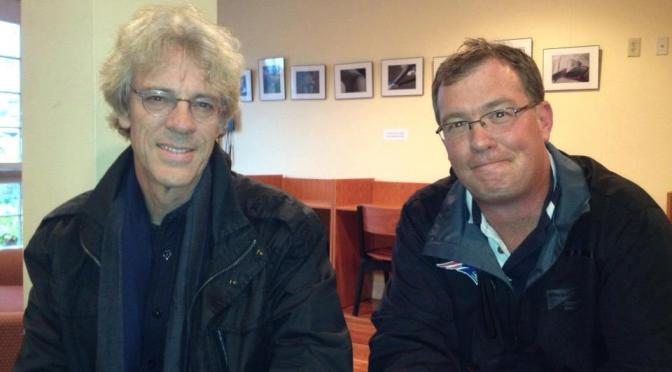 Lesson of a lifetime with world-renowned drummer/composer Stewart Copeland of The Police